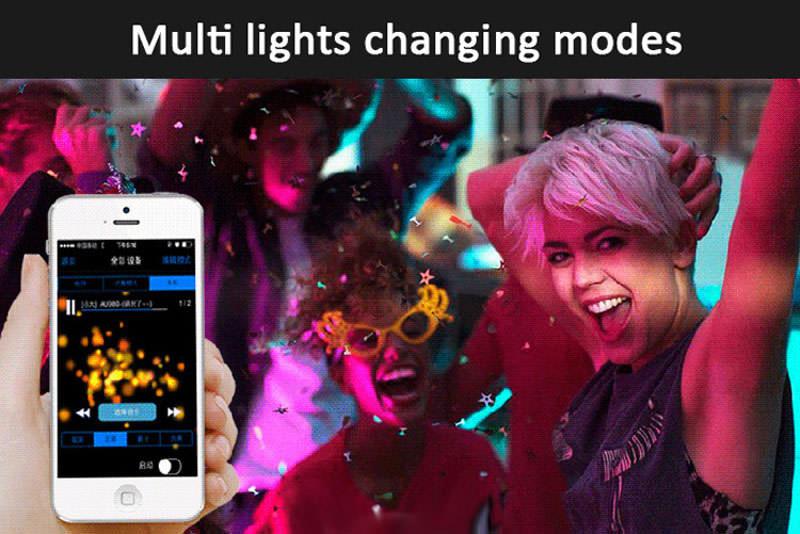 buy jiawen 5m led strip light kit
