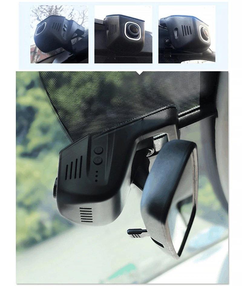 junsun s100 wifi 1080p car dvr camera