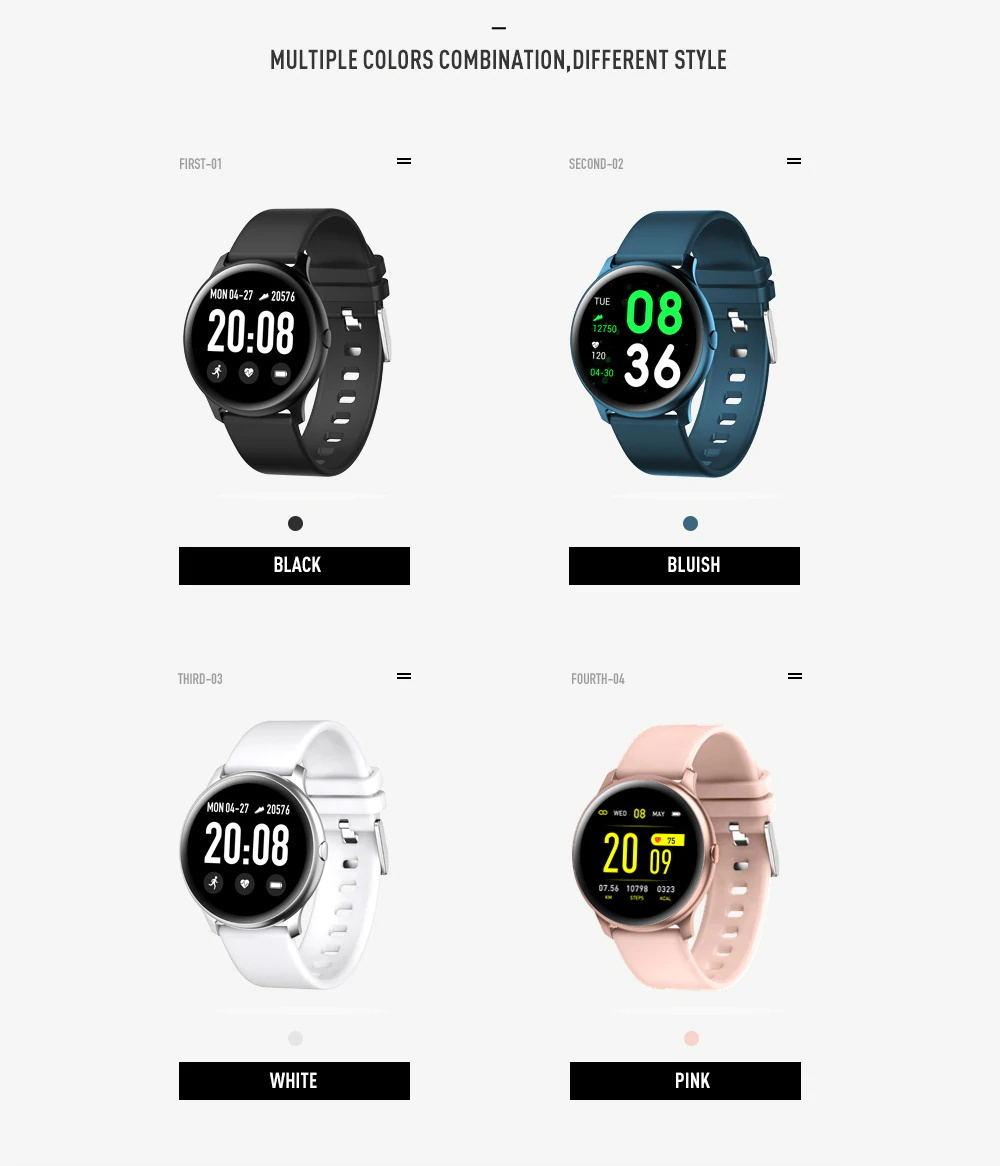 buy kingwear kw19 smartwatch
