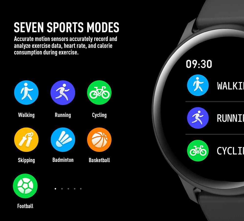 new kingwear kw19 smartwatch