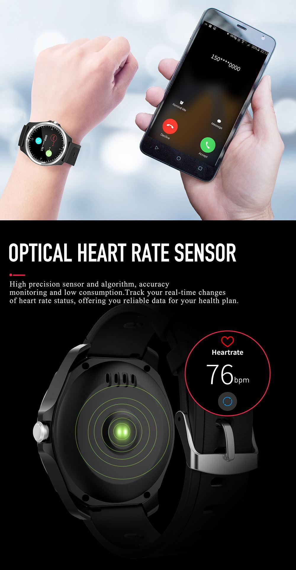 buy kingwear kw05 smartwatch