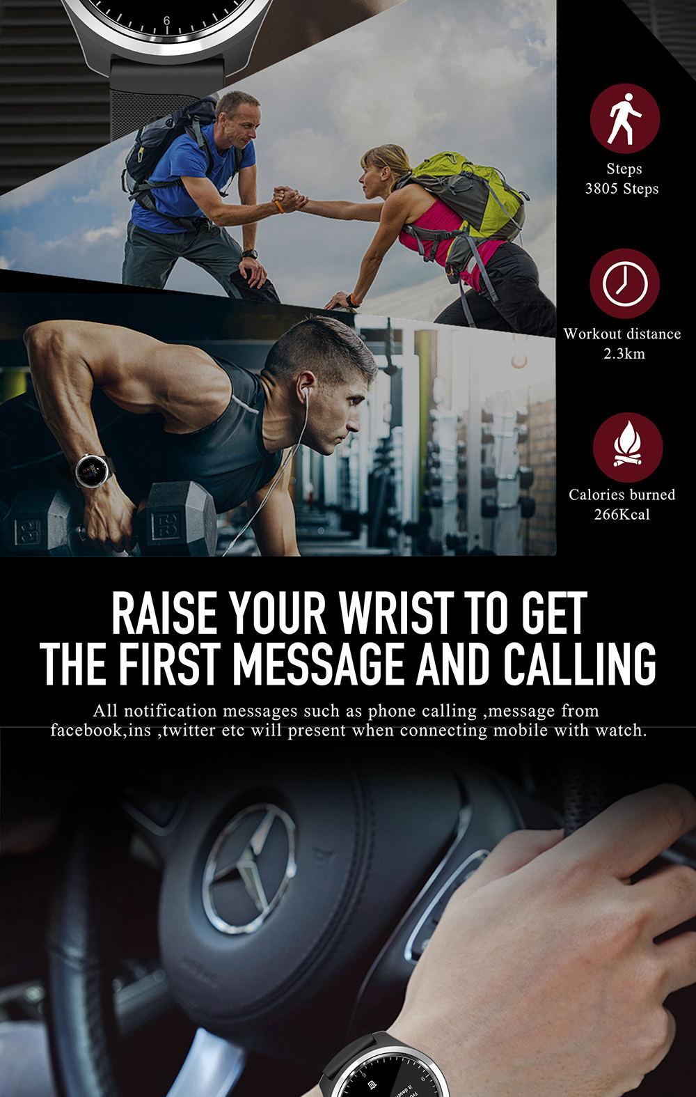 best kingwear kw05 smartwatch