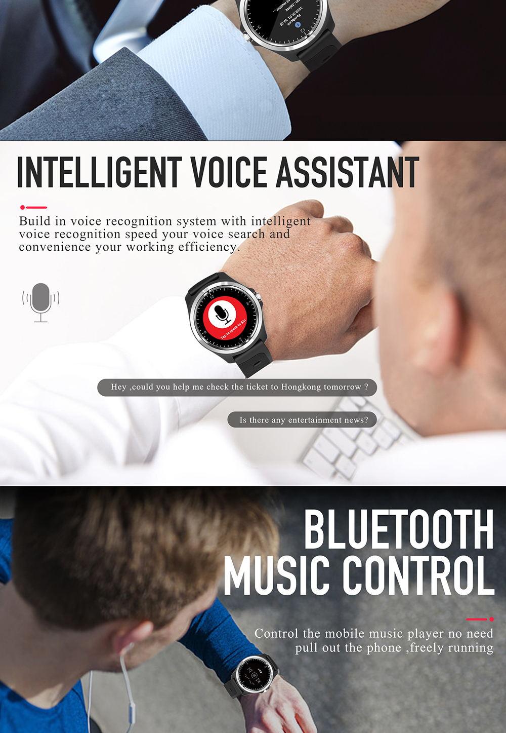 2019 kingwear kw05 smartwatch