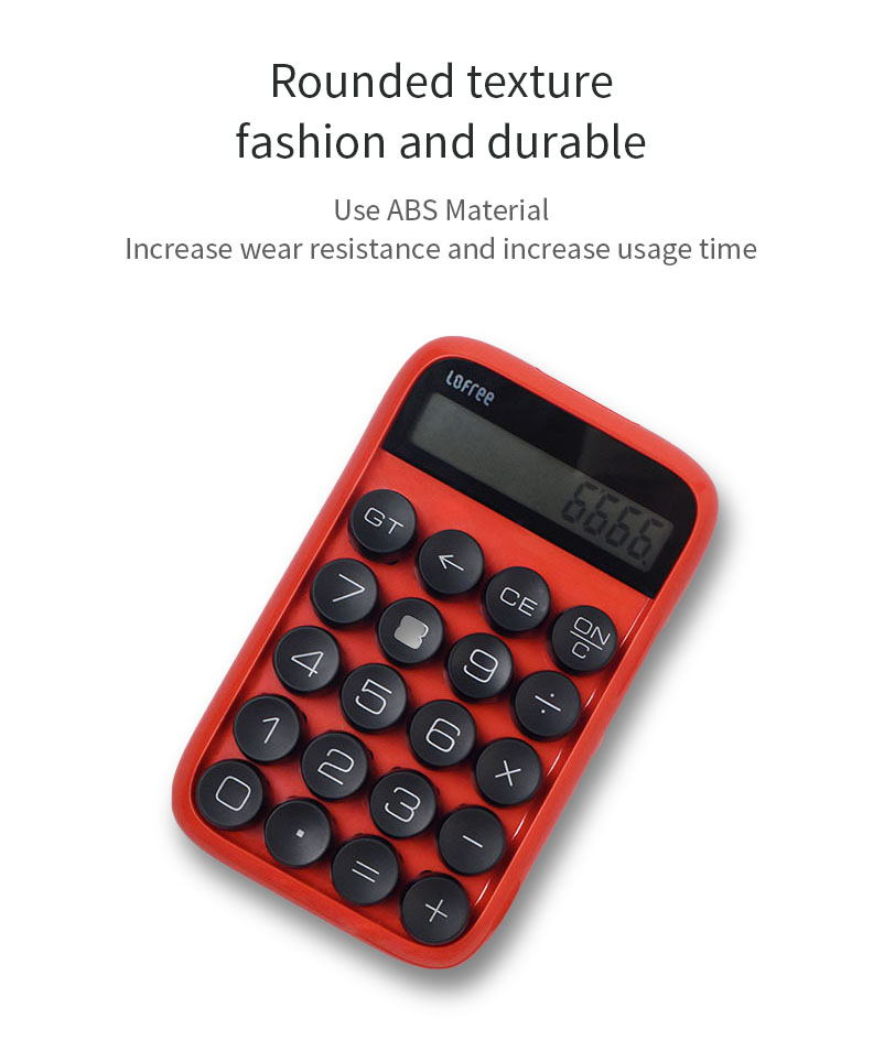 xiaomi lofree eh113p calculator