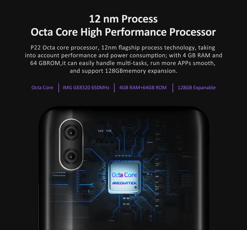 new leagoo s11 4g smartphone 4gb 64gb global version