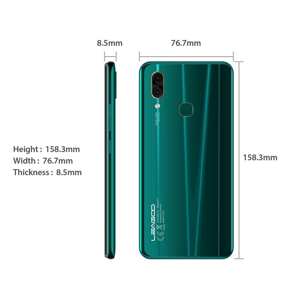 leagoo s11 4g smartphone global version price
