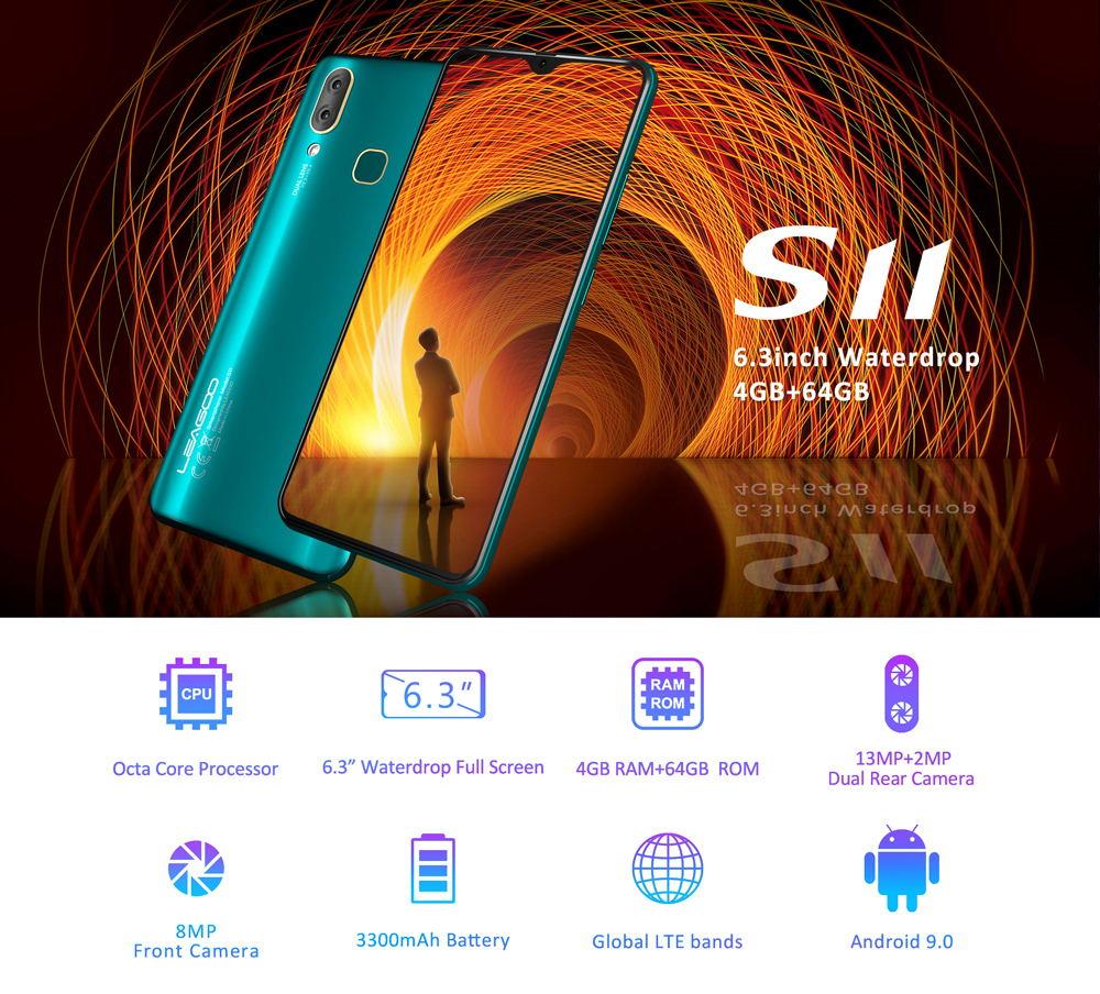 leagoo s11 4g smartphone global version review