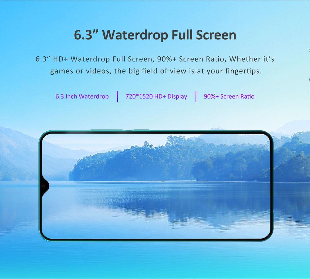 leagoo s11 4g smartphone 4gb 64gb global version