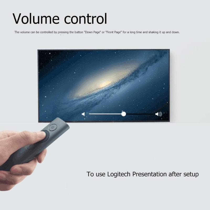 logitech spotlight presentation remote for sale