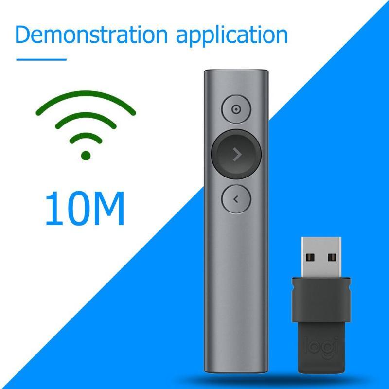 hotsale logitech spotlight presentation remote