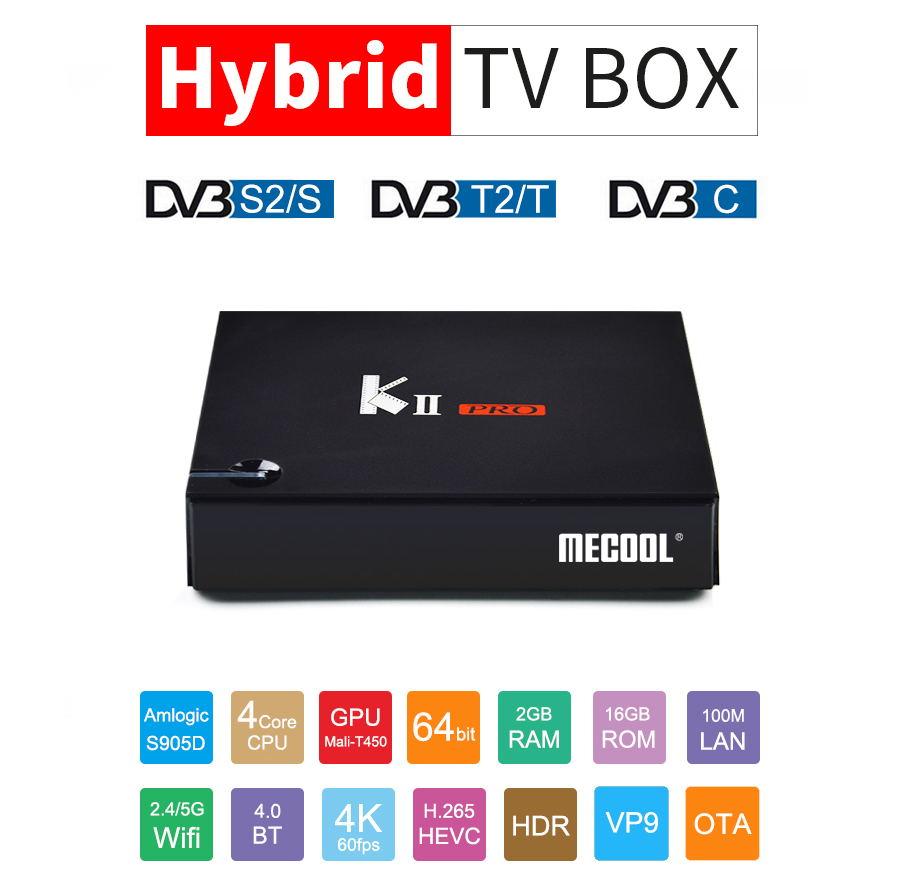 mecool kii pro tv box