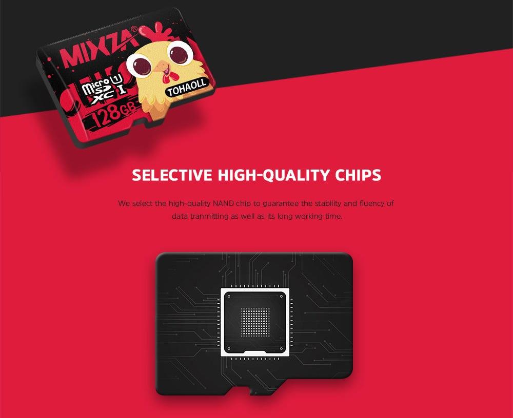 mixza tohaoll uhs-1 3.0 64gb memory card