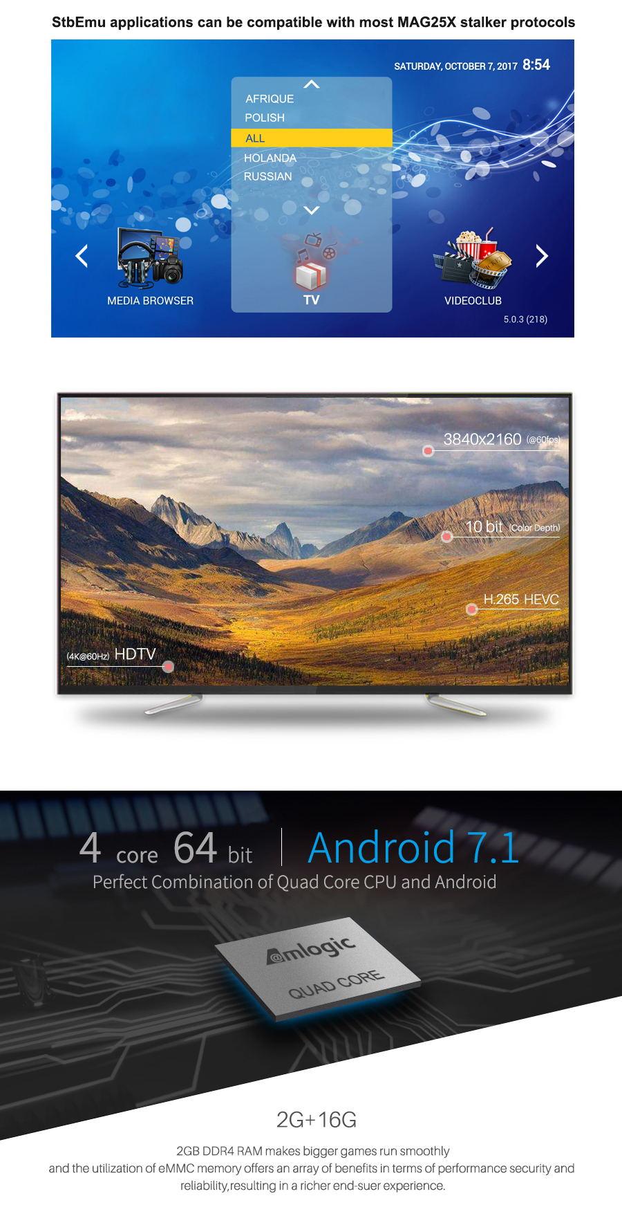 new mecool ki pro tv box