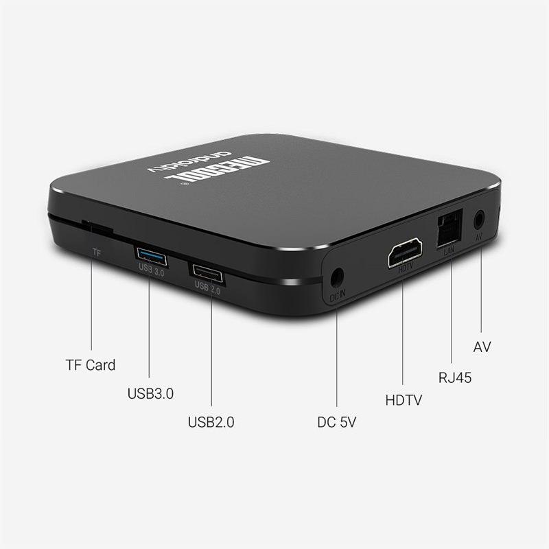 2019 mecool km9 pro 32gb tv box