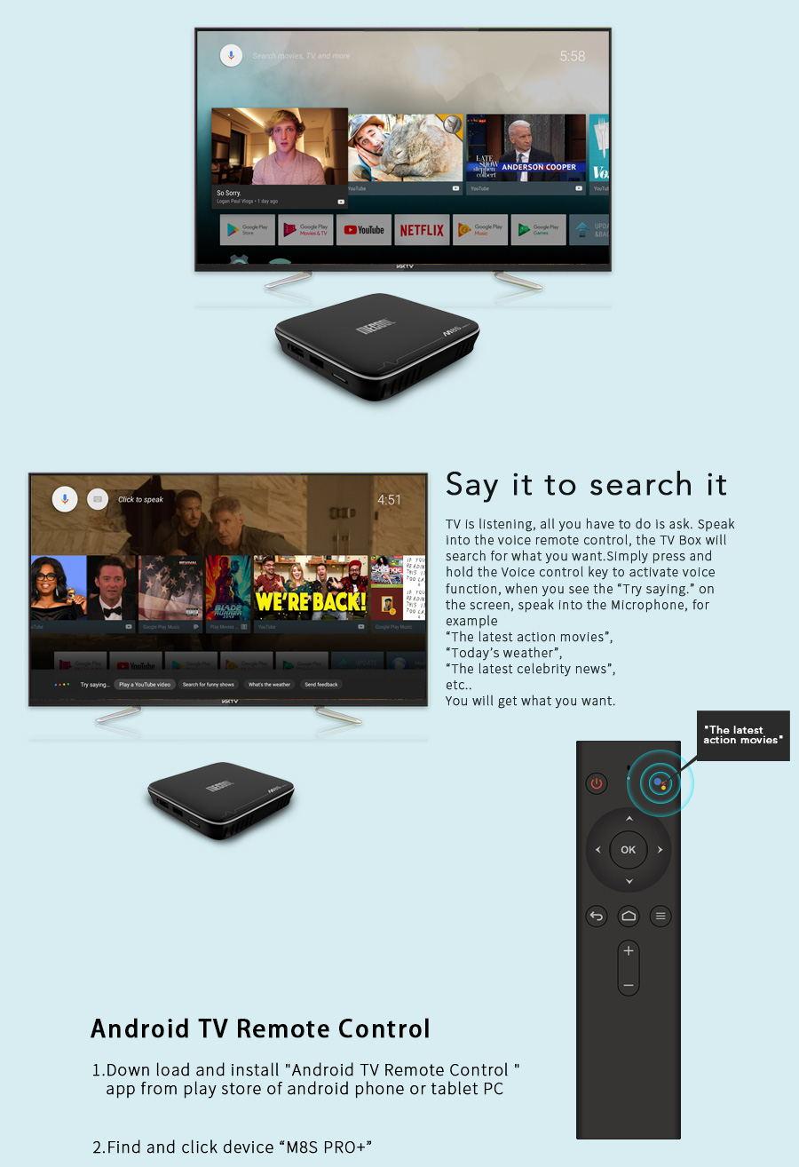 mecool m8s pro plus tv box for sale