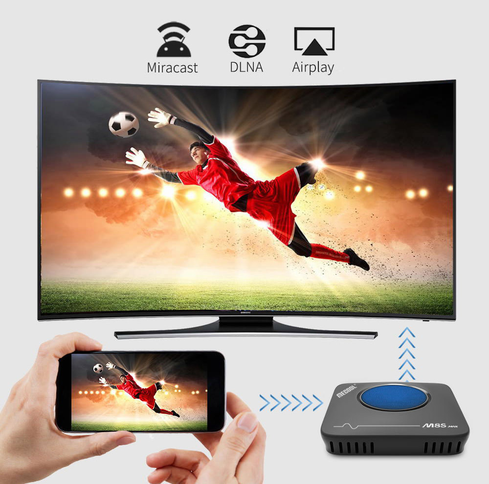 mecool m8s max tv box for sale