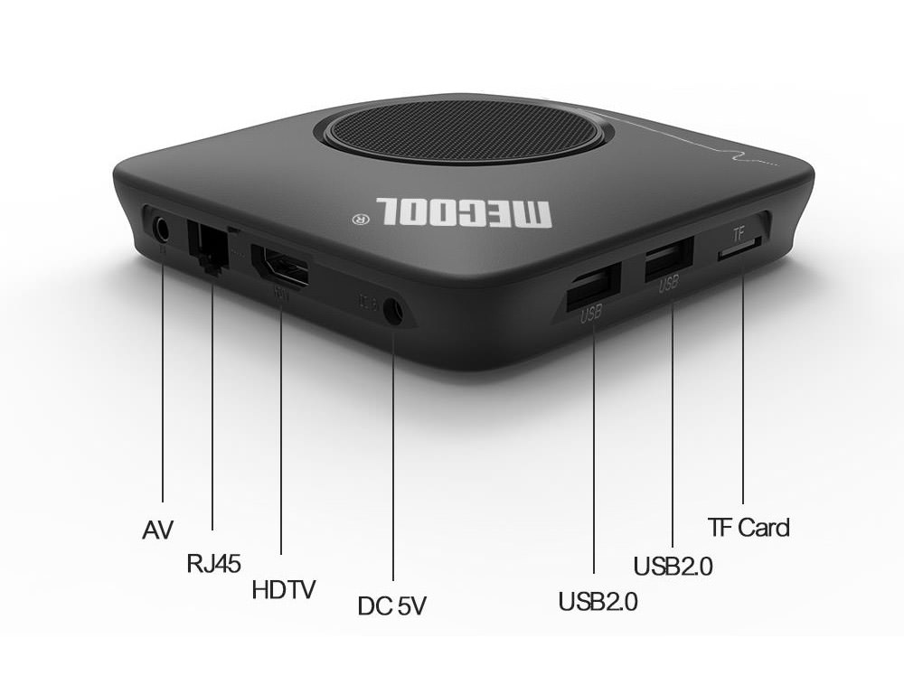 mecool m8s max 3gb 32 gb tv box