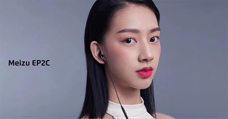 meizu ep2c type-c earphone