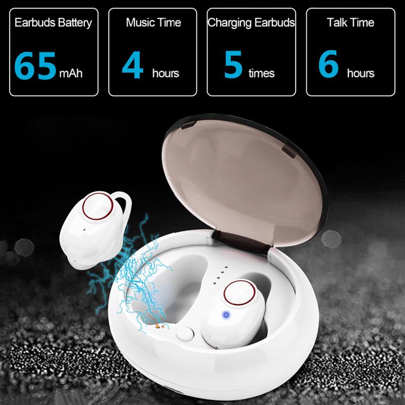 price mini bth-v5 tws headphone