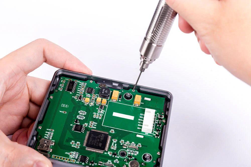 upgraded mini es121v screwdriver review