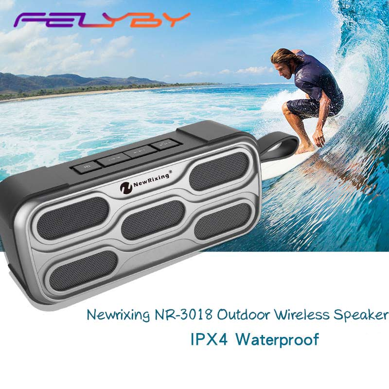 newrixing nr-3018 outdoor wireless speaker