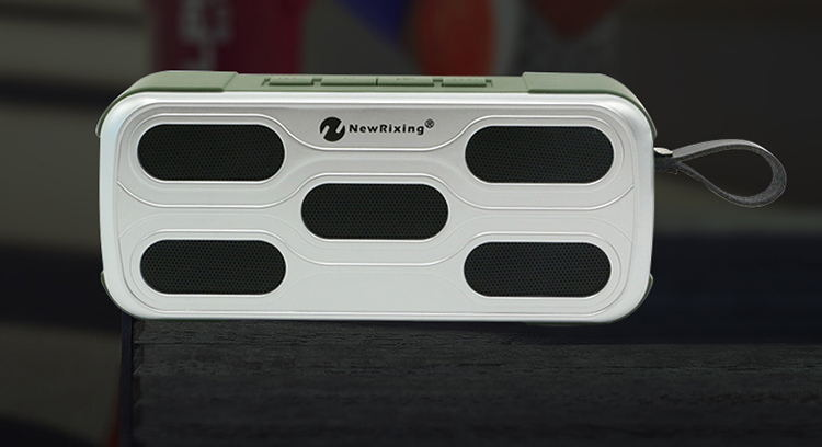 new newrixing nr-3018 bluetooth speaker