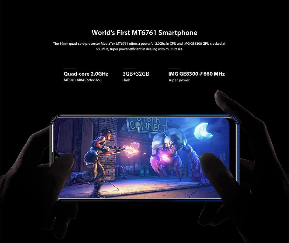 buy oukitel c15 pro smartphone 3gb/32gb