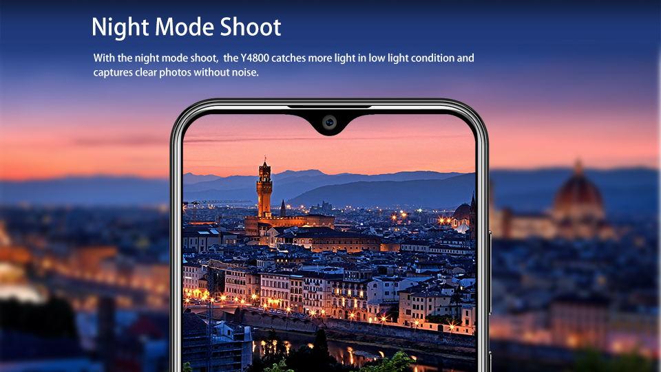 new oukitel y4800 smartphone