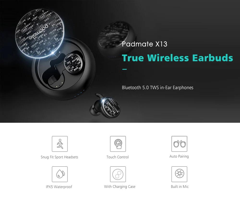 padmate x13 earphones