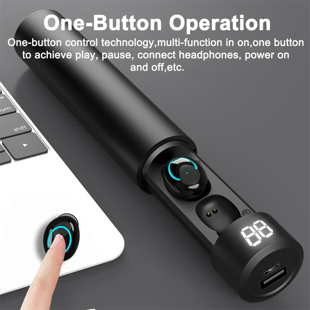 q19 tws bluetooth earphones price