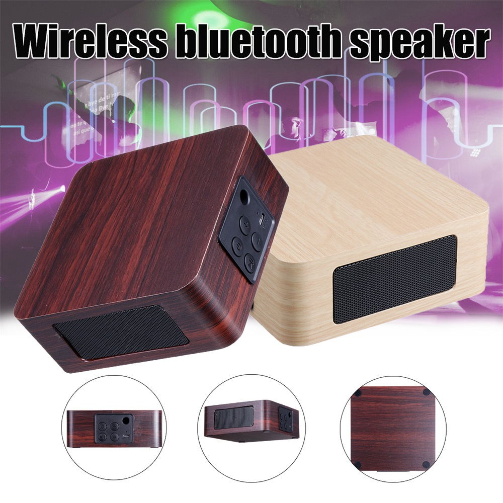 q1a wooden speaker
