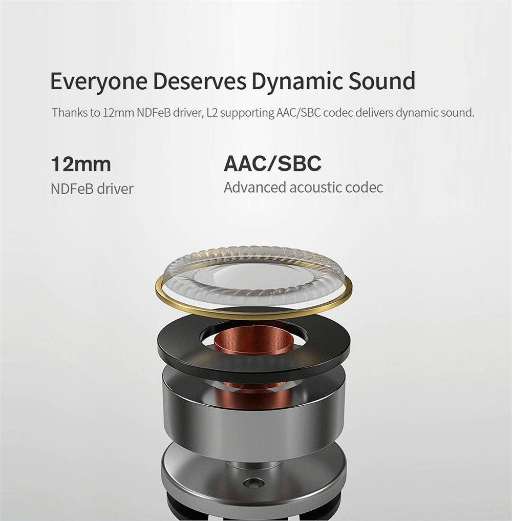 qcy l2 wireless earphones