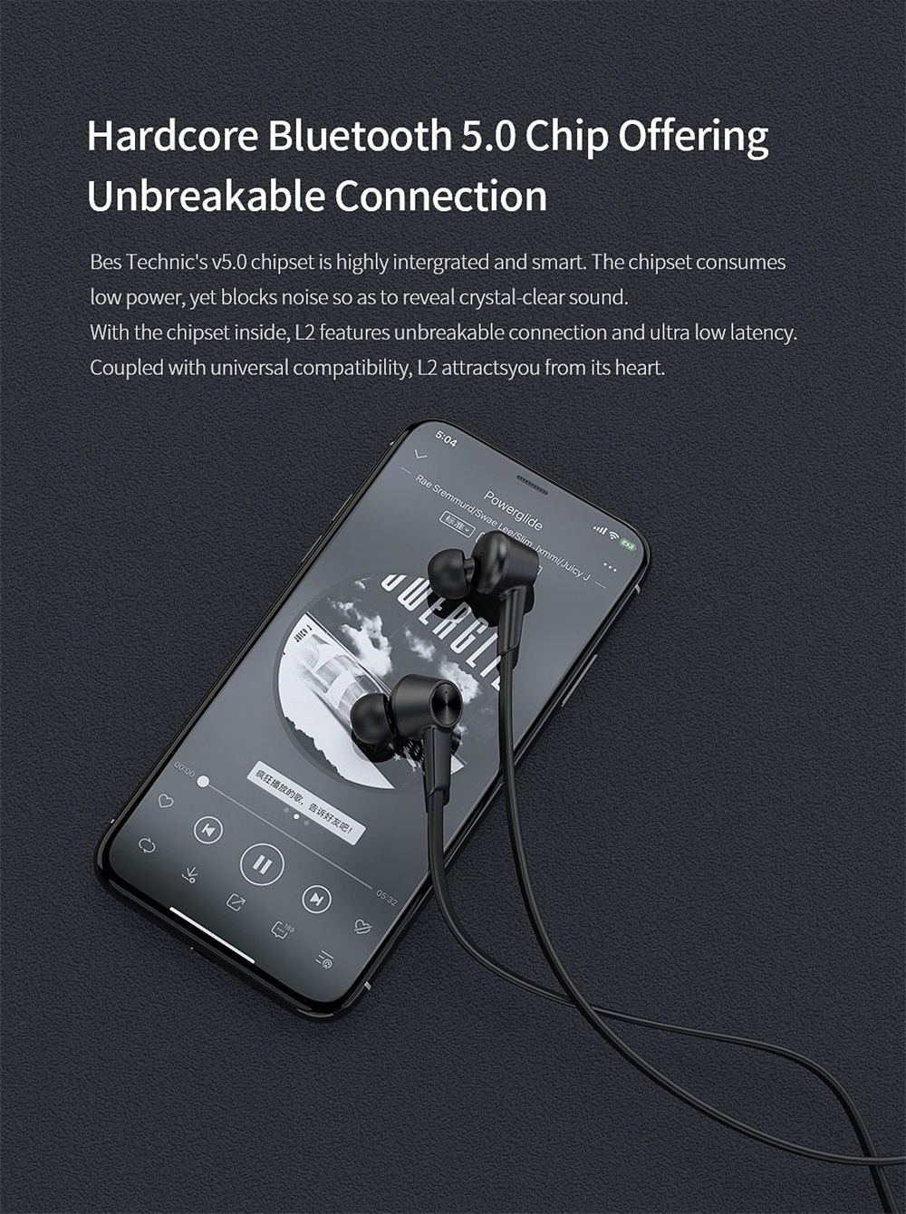 buy qcy l2 wireless earphones