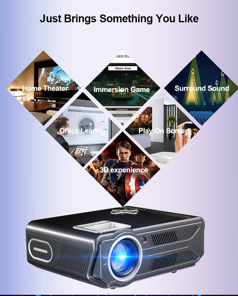 rigal rd-818 projector 2019