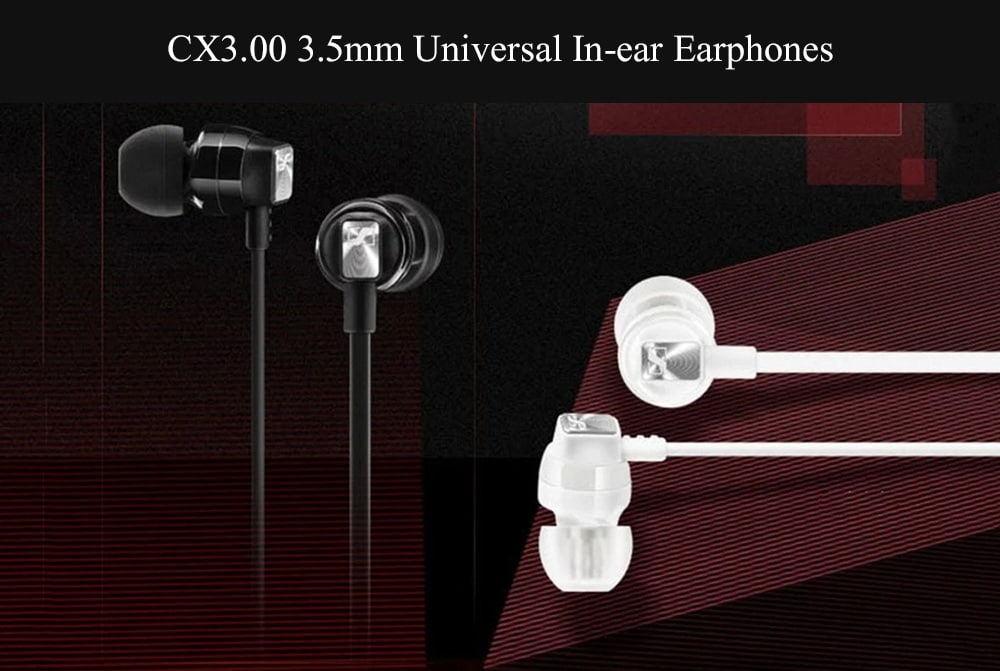 sennheiser cx3.00 earphones