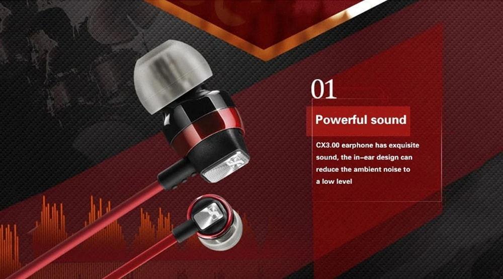 sennheiser cx3.00 earphones online