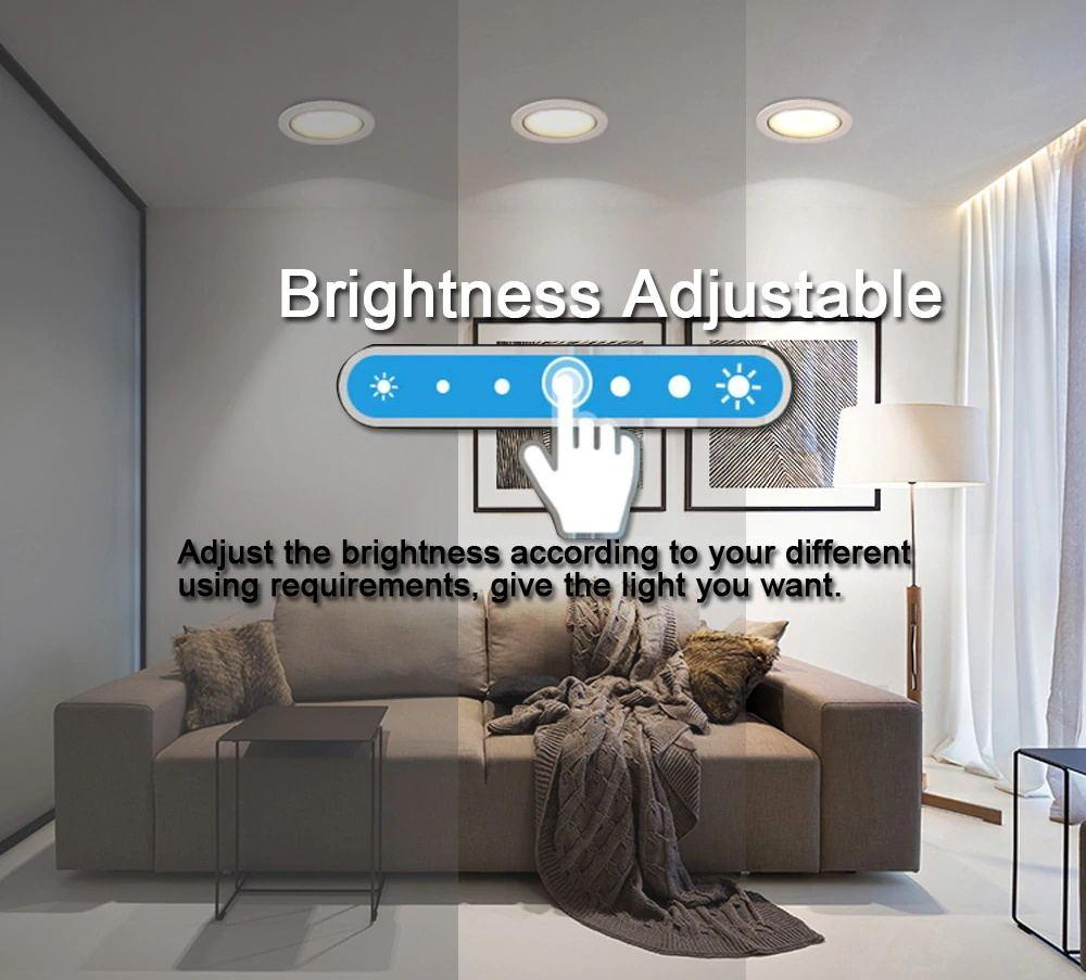 jiawen zigbee smart downlight review