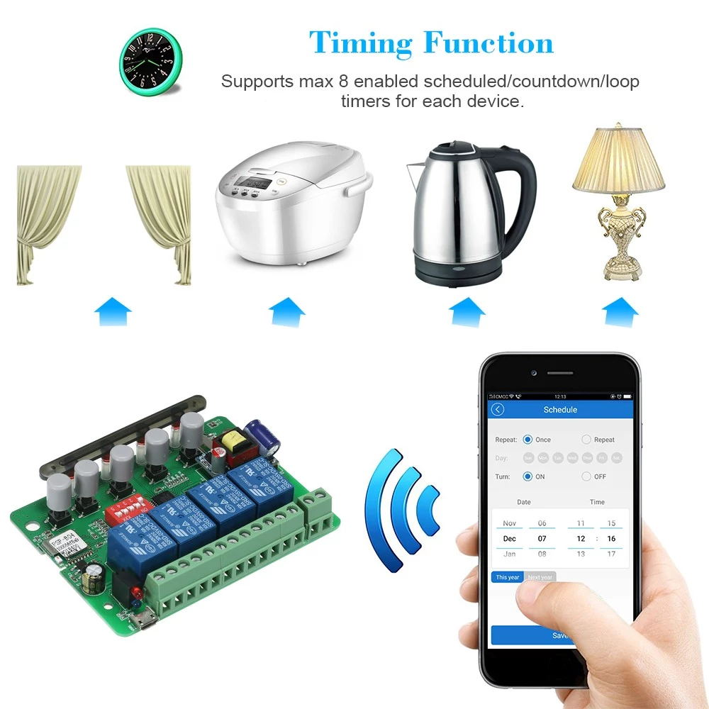 buy smart wireless switch module