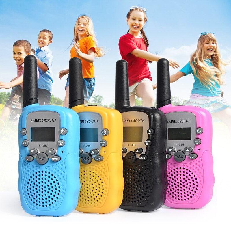bellsouth t-388 2pcs walkie talkie