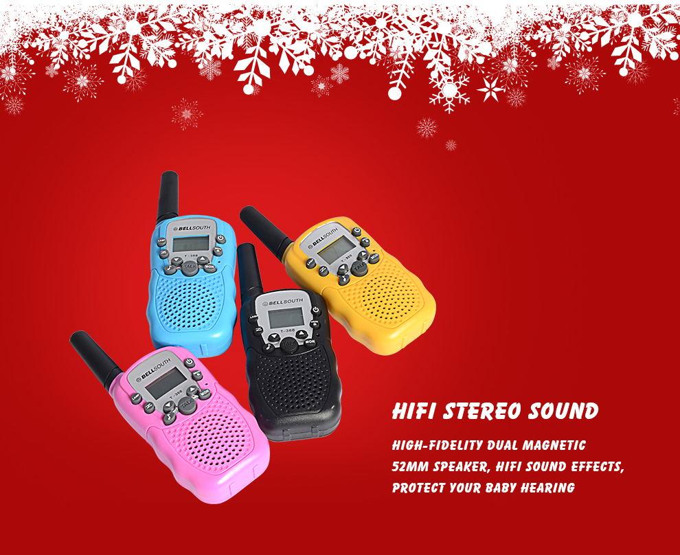 buy bellsouth t-388 2pcs walkie talkie