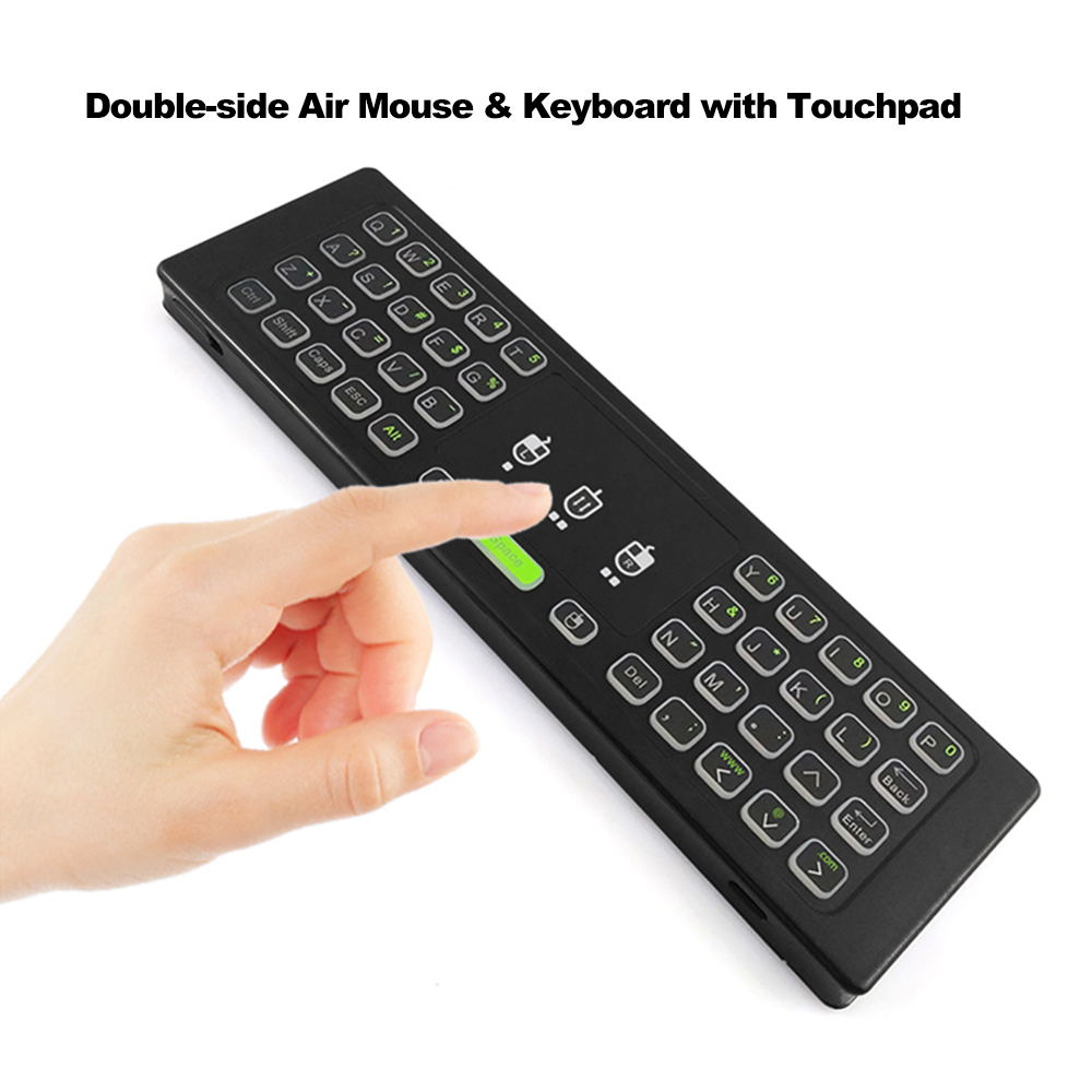 new tz16 wifi air mouse keyboard