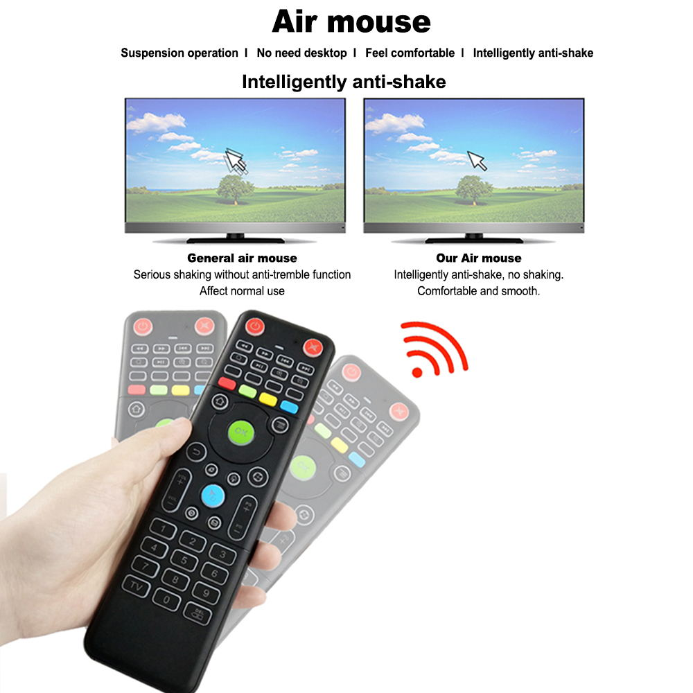 tz16 wireless air mouse keyboard for sale