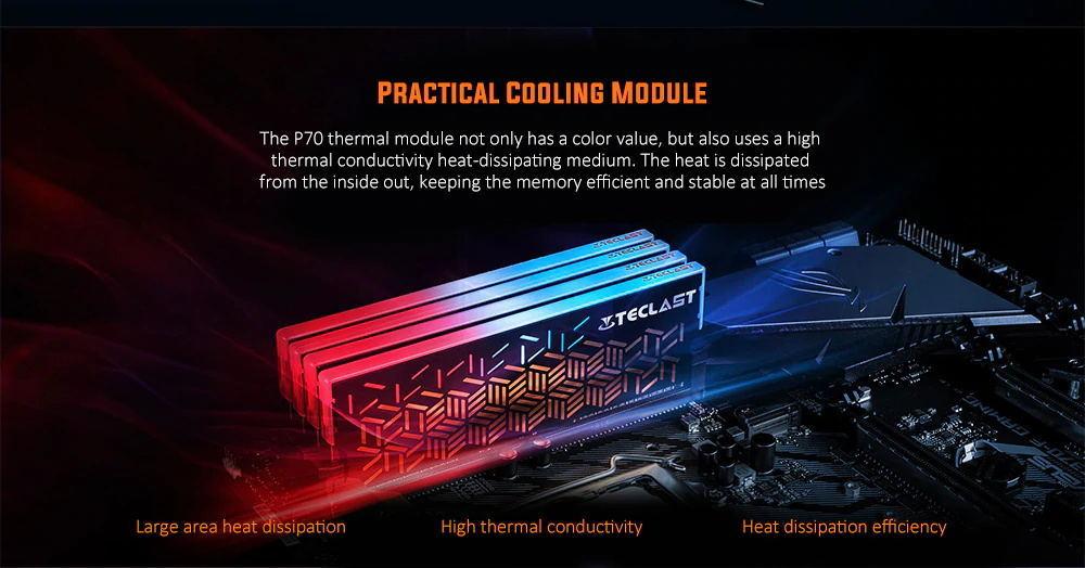 new teclast p70 memory module