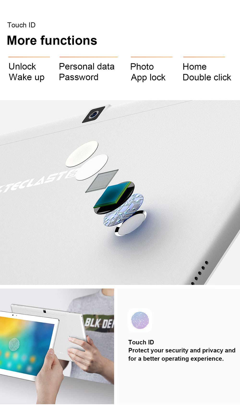 new teclast t10 tablet pc 64gb