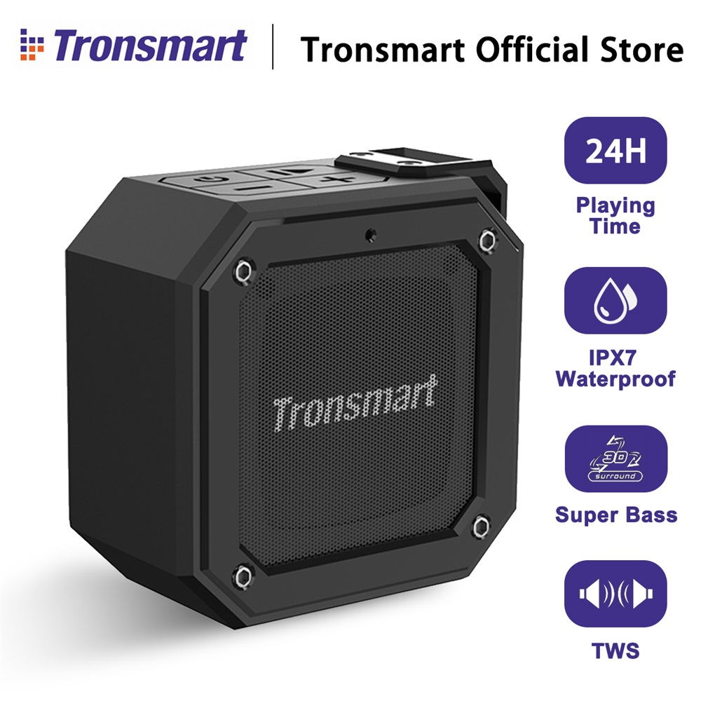 tronsmart element groove bluetooth speaker