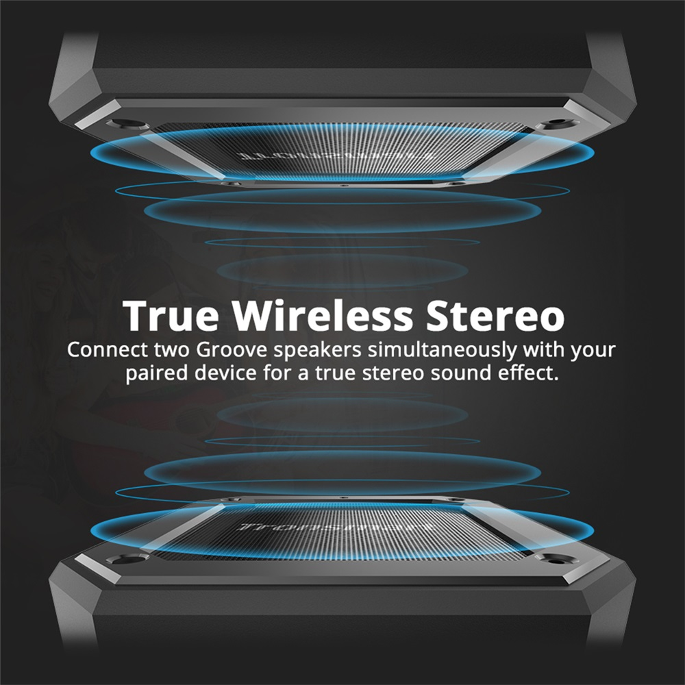 tronsmart element groove bluetooth speaker for sale