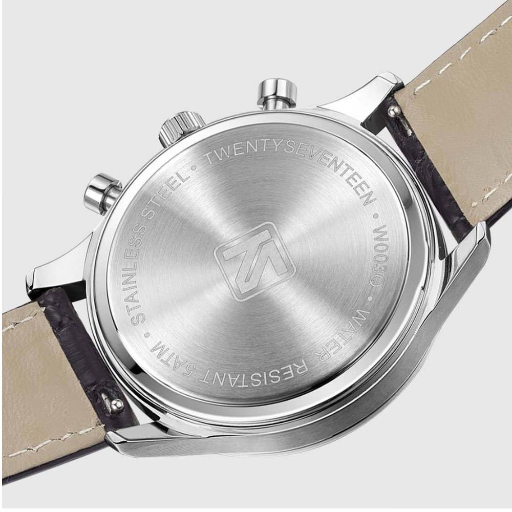 new twentyseventeen qingpai quartz watch