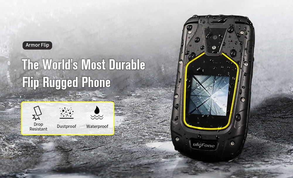 ulefone armor flip 2g phone
