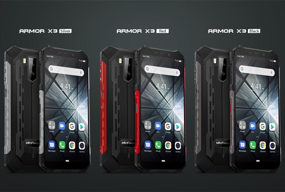 best ulefone armor x3 3g smartphone