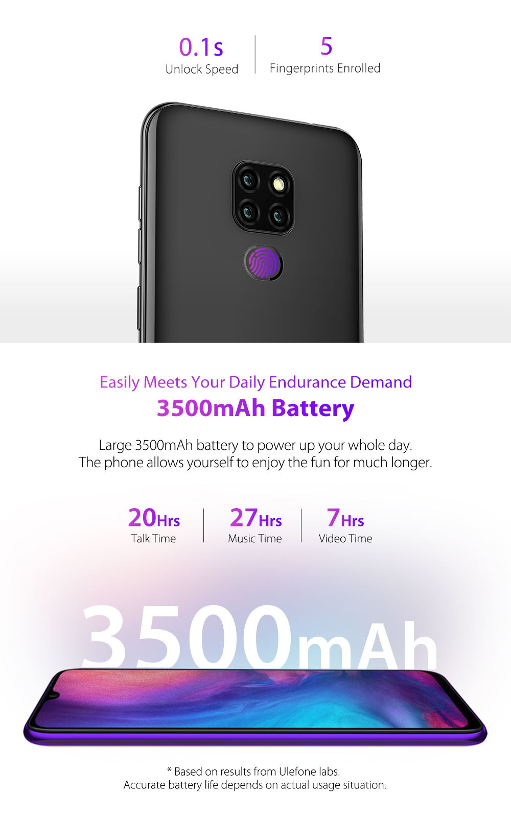 ulefone note 7p smartphone review